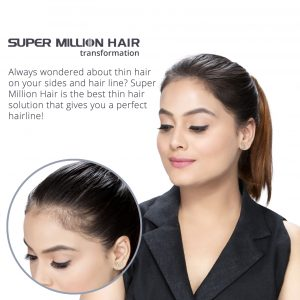 Super Million Hair - Hard Mist